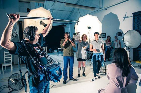 bedrijfsuitje film maken
