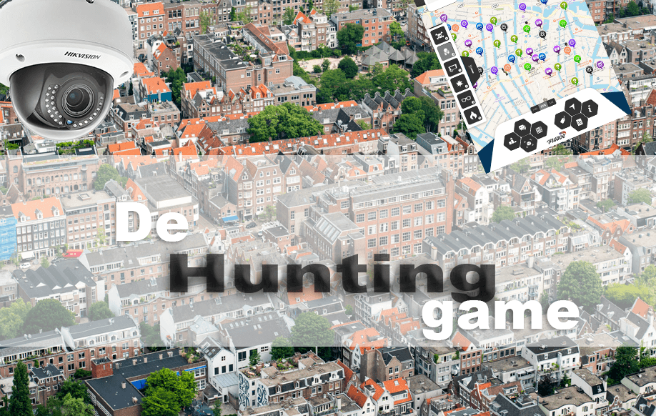 hunted teambuilding game boeken