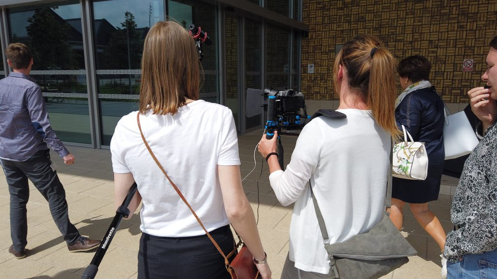teamfilm film workshop bedrijfsuitje